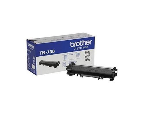 Заправка картриджа Brother TN-760