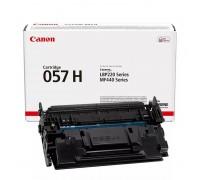 Заправка картриджа Canon 057H