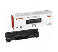Заправка картриджа Canon Cartridge 712