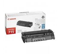 Заправка картриджа Canon Cartridge 715