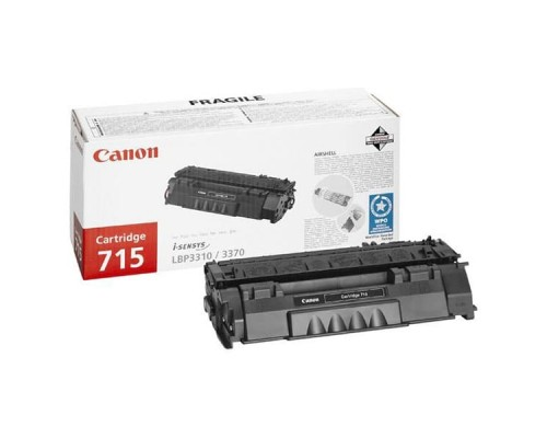 Заправка картриджа Canon 715