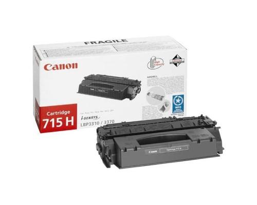 Заправка картриджа Canon 715h