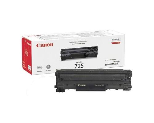 Заправка картриджа Canon 725