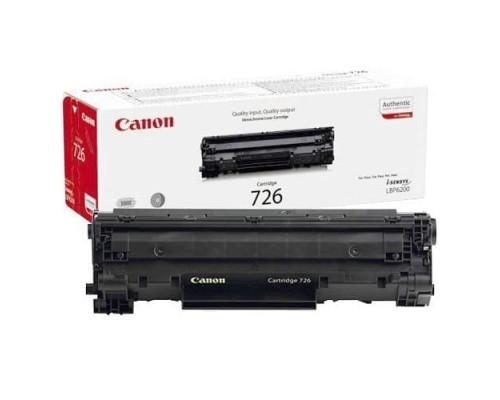 Заправка картриджа Canon 726