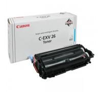 Заправка картриджа Canon C-EXV26 Cyan