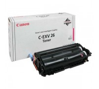 Заправка картриджа Canon C-EXV26 Magenta