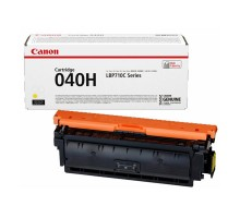 Заправка картриджа Canon 040H Yellow