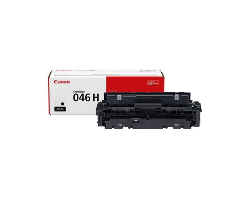 Заправка картриджа Canon 046H Black