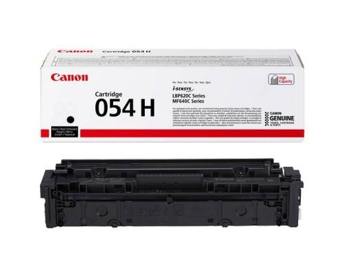 Заправка картриджа Canon 054H Black