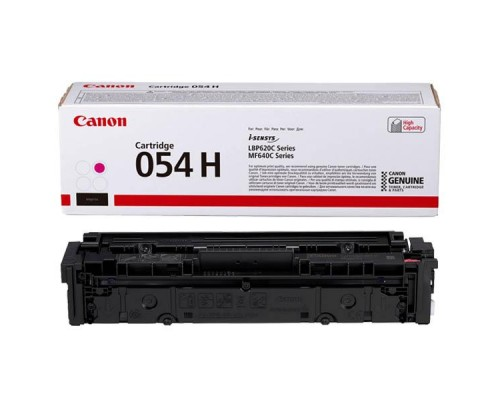 Заправка картриджа Canon 054H Magenta