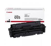 Заправка картриджа Canon 055 Black
