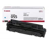 Заправка картриджа Canon 055 Cyan