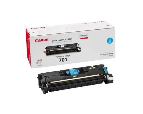 Заправка картриджа Canon Cartridge 701C