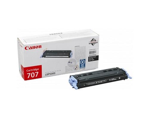 Заправка картриджа Canon Cartridge 707Bk