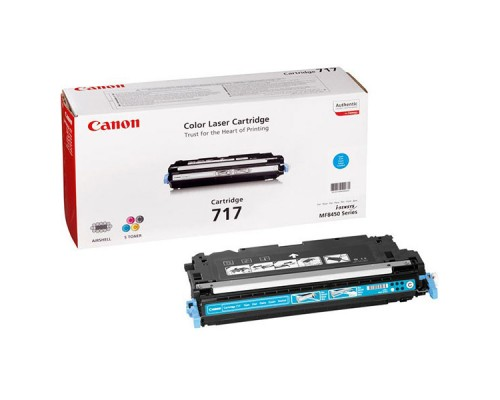 Заправка картриджа Canon Cartridge 717C