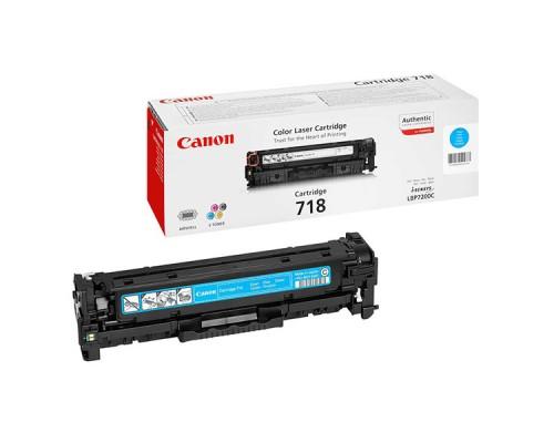 Заправка картриджа Canon Cartridge 718C