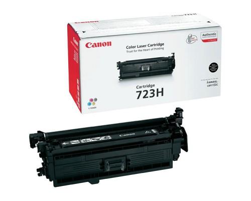 Заправка картриджа Canon Cartridge 723H Bk