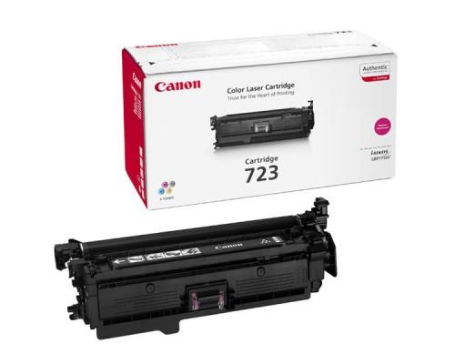 Заправка картриджа Canon Cartridge 723M