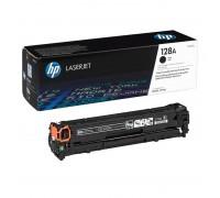 Заправка картриджа HP CE320A (128A)