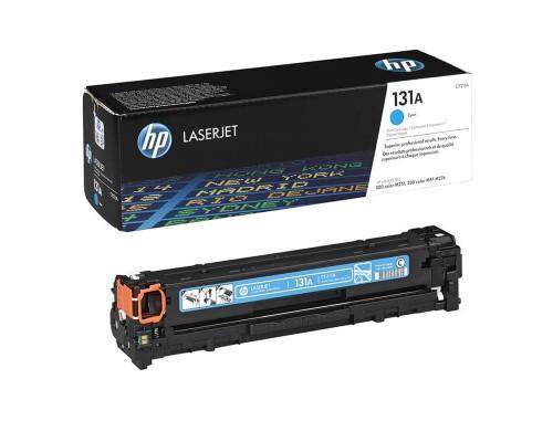 Заправка картриджа HP CF211A (131A)