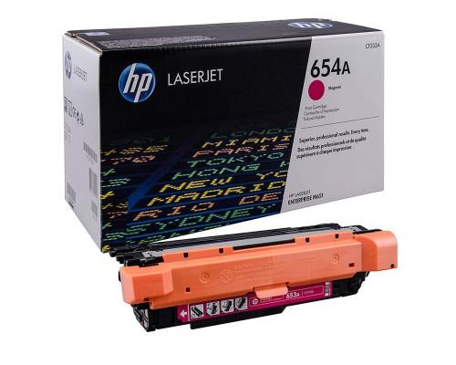Заправка картриджа HP CF333A (654A)