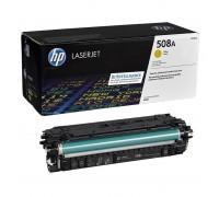Заправка картриджа HP CF362A (508A)