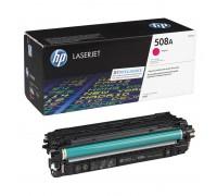 Заправка картриджа HP CF363A (508A)