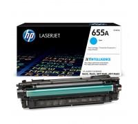 Заправка картриджа HP CF451A (655A)