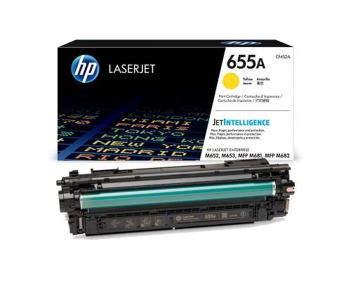 Заправка картриджа HP CF452A (655A)