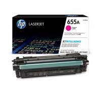 Заправка картриджа HP CF453A (655A)