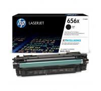 Заправка картриджа HP CF460X (656X)
