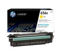 Заправка картриджа HP CF462X (656X)