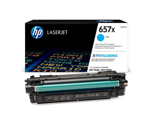 Заправка картриджа HP CF471X (657X)