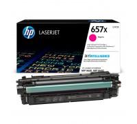 Заправка картриджа HP CF473X (657X)