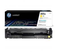 Заправка картриджа HP CF532A (205A)