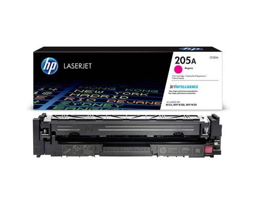 Заправка картриджа HP CF533A (205A)