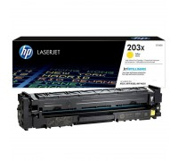 Заправка картриджа HP CF542X (203X)