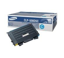 Заправка картриджа CLP-500D5C