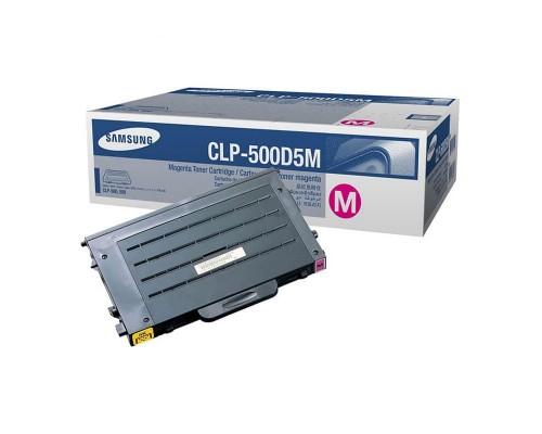 Заправка картриджа Samsung CLP-500D5M