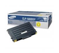 Заправка картриджа CLP-500D5Y
