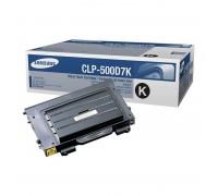 Заправка картриджа CLP-500D7K