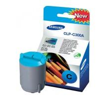 Заправка картриджа CLP-C300A