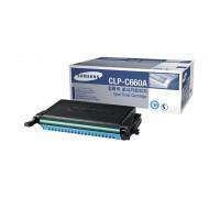 Заправка картриджа CLP-C660A