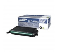 Заправка картриджа CLP-K660A