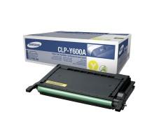 Заправка картриджа CLP-Y600A