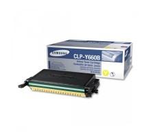 Заправка картриджа CLP-Y660B