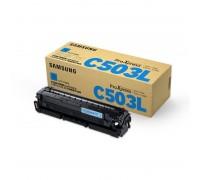 Заправка картриджа CLT-C503L