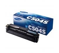 Заправка картриджа CLT-C504S