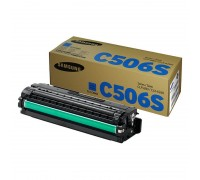 Заправка картриджа CLT-C506S