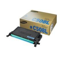 Заправка картриджа CLT-C508L
